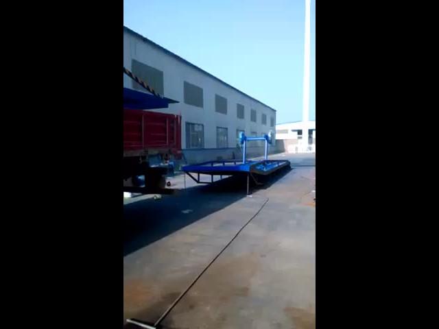 Loading Dock Ramp/Leveler with CE thumbnail image