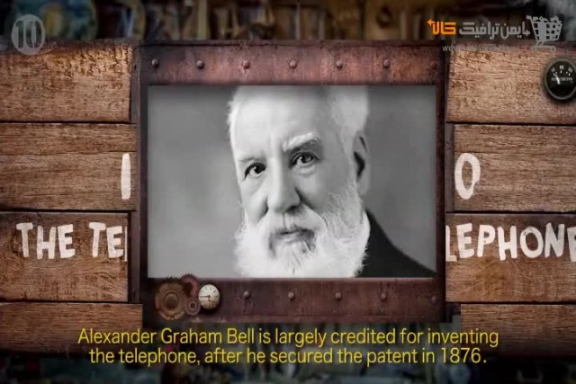 Graham bell did not invent telephone!!! thumbnail image