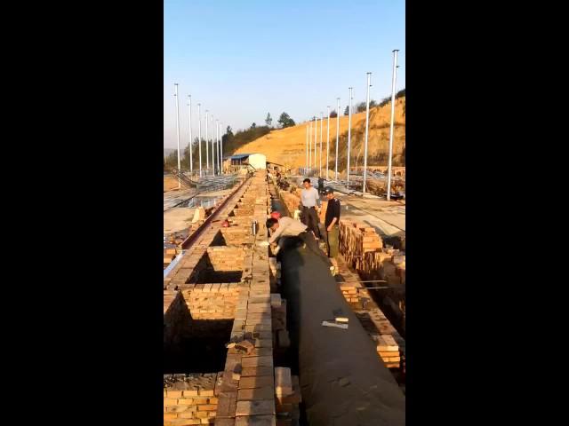 Kiln Construction Video thumbnail image