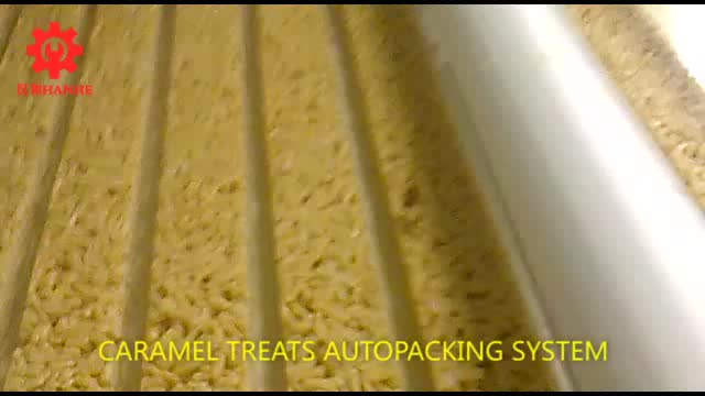 Caramel treats auto packing system thumbnail image