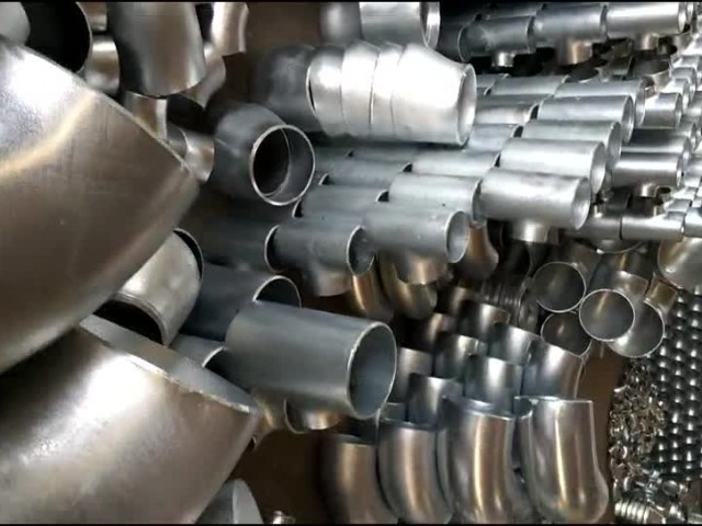 hot Galvanized pipe fitting(elbow,tees,caps) thumbnail image