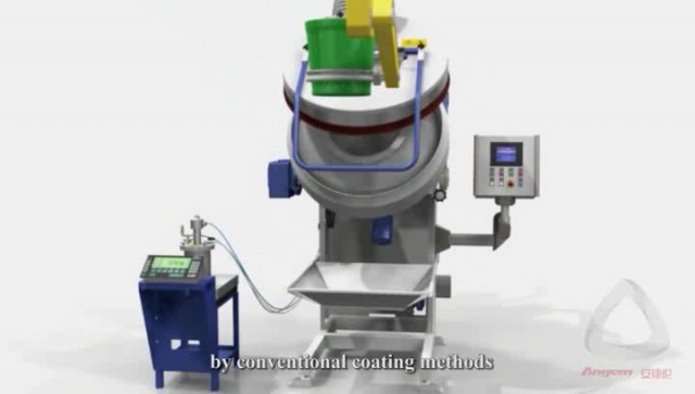 AutomaticSpray Machine for Metal Parts Coating thumbnail image