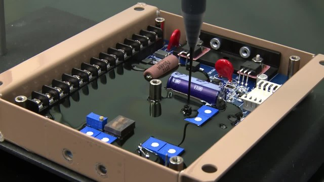 Glue potting machine for pcb borad thumbnail image