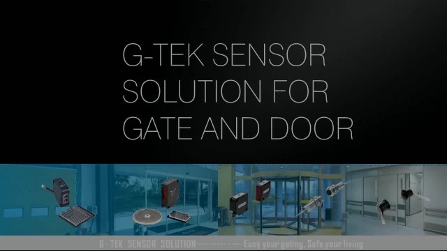 Sensor Solution for gate and door thumbnail image