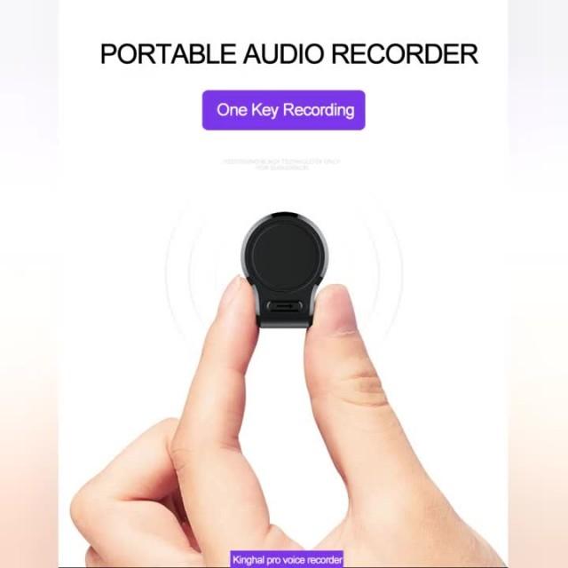 L701 Hidden Digital Voice Recorder thumbnail image