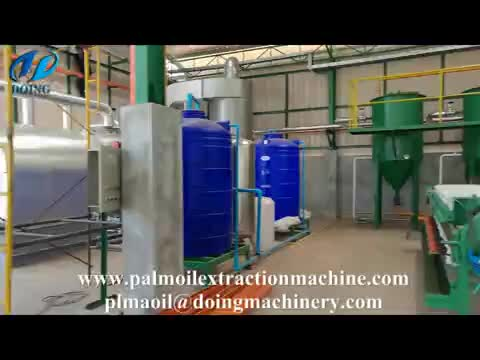 Palm oil production process machine thumbnail image