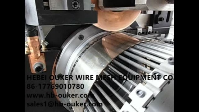 Mining sieve wedge wire screen welding machine thumbnail image