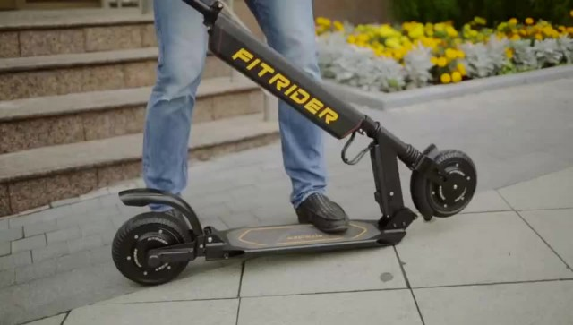 Fitrider electric scooter thumbnail image