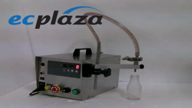 Tabletop Gear Pump Liquid Filling Machine FG100 thumbnail image