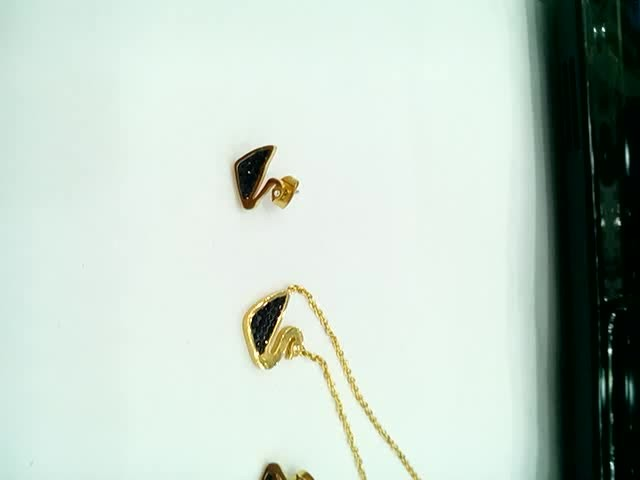 The Gunfighter necklace set,Lovely jewelry thumbnail image