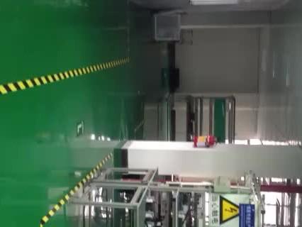 DINGLI FACTORY Li-batteries line