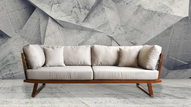 hormel furniture outdoor garden patio sofa