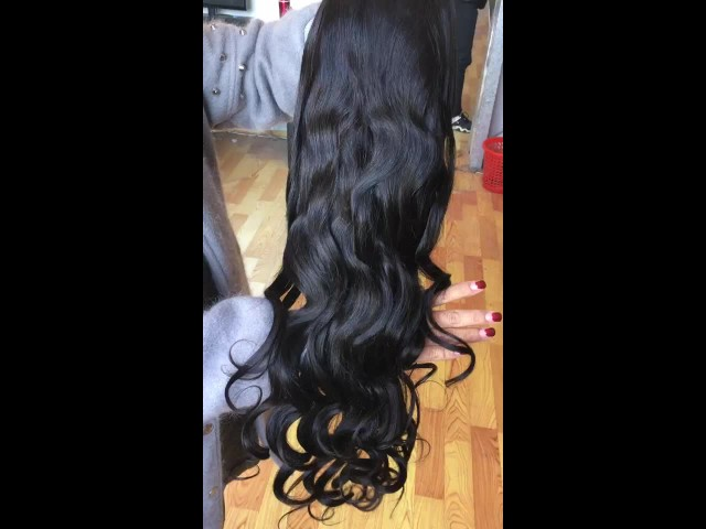 Cuticle Aligned Brazilian Hair Loose Wave Wig thumbnail image