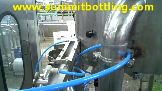 12,000bph Glass Bottle Vinegar Bottling Line thumbnail image