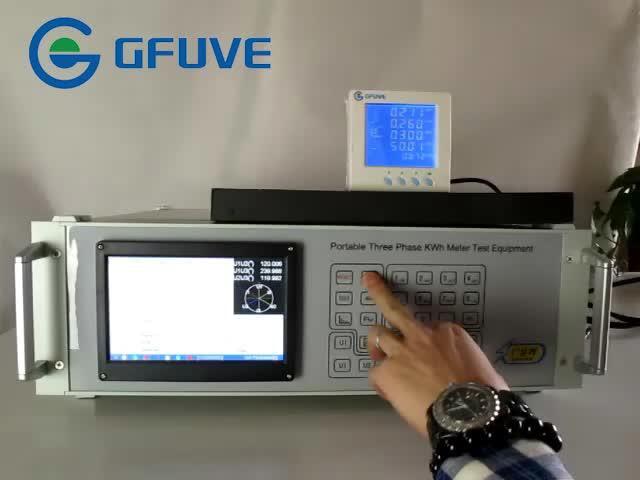 Electrical power & Energy Calibrator