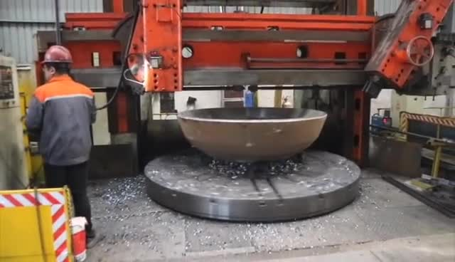 Manganese parts production process