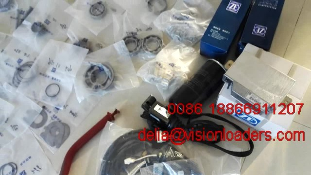 ZF Transmission spare parts thumbnail image