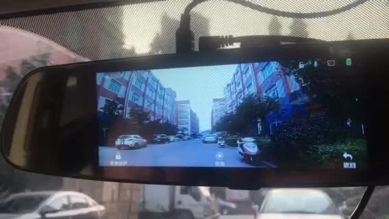 Newsmy X680 streaming media rear mirror camera thumbnail image