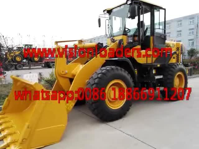 SDLG LG936L Wheel loader thumbnail image