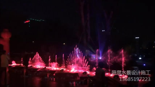 音乐喷泉水景Music fountain thumbnail image