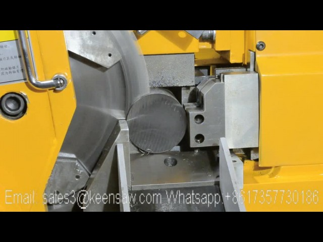 circular saw cutting machine working process thumbnail image