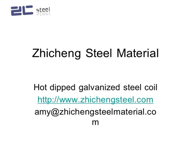 hot sale galvanized steel coil thumbnail image