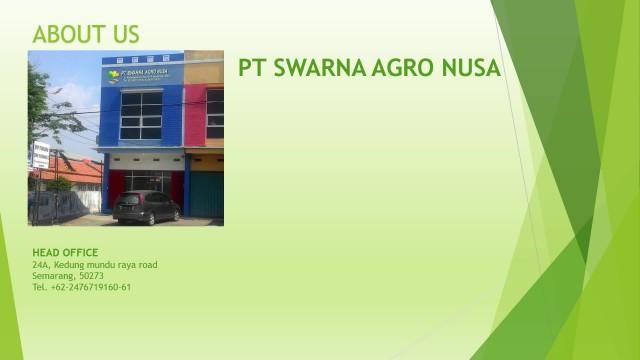 Swarna agro company profile