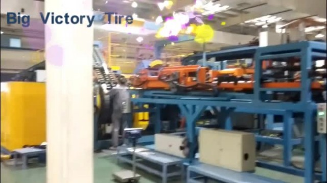 Big victory tire factory