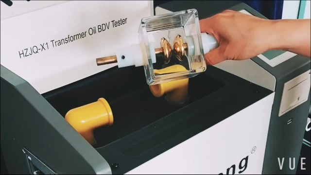 transformer oil dielectric tester