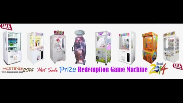 Leading Game Machines Manufacturer HomingGame