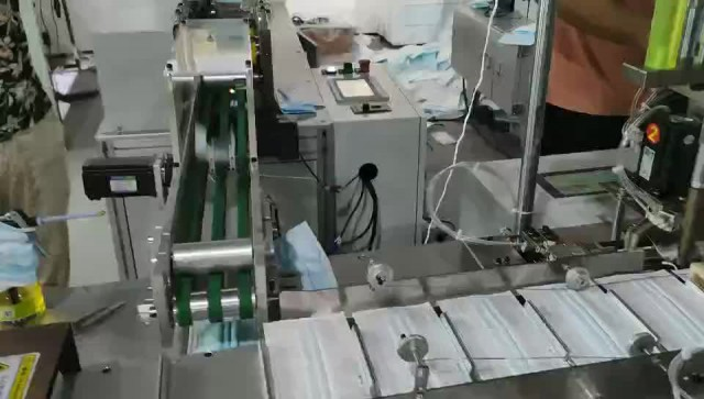 Full automatic face mask machine(with one line)