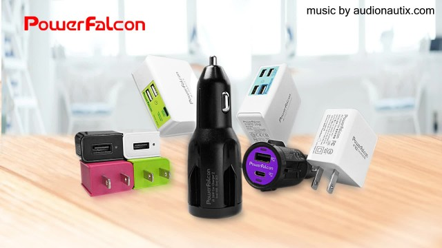 PowerFalcon Product Introduce