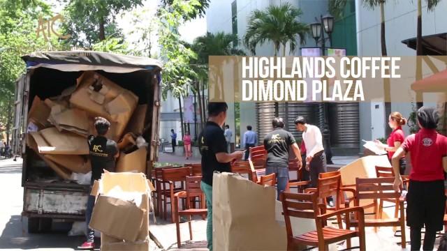 ATC High End Coffee furniture Supplier in Vietnam