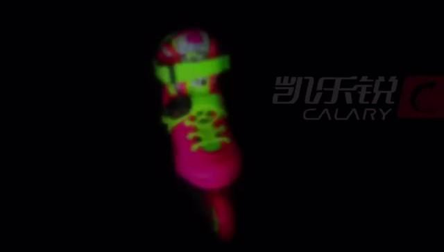 Children Roller Inline Skate Patins Light Wheels thumbnail image