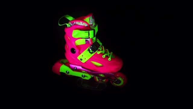 Children Roller Inline Skate Patins Light Wheels thumbnail image