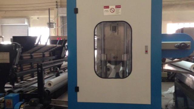 Automatic toilet paper machine thumbnail image