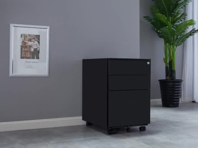 Office mobile file cabinet thumbnail image