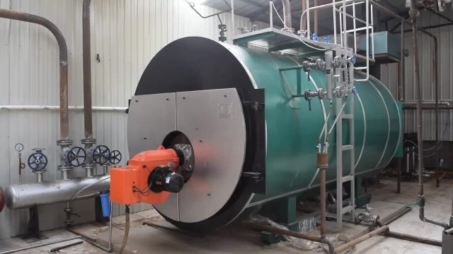 steam boiler operation and maintenance thumbnail image