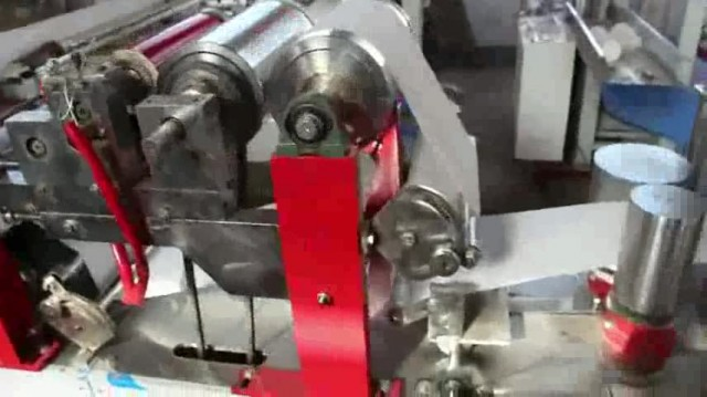 Folding Napkin Paper Machine  thumbnail image