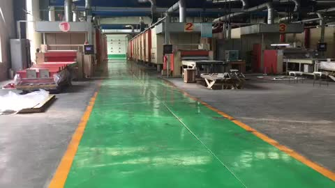 laminate flooring  Layer production line thumbnail image