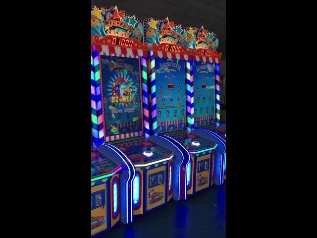Lucky Fish Amusement Machine Duble Players thumbnail image