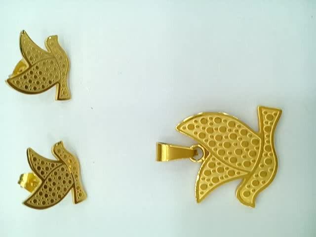 Manufactoring price wholesale jewelry,Pendant set thumbnail image