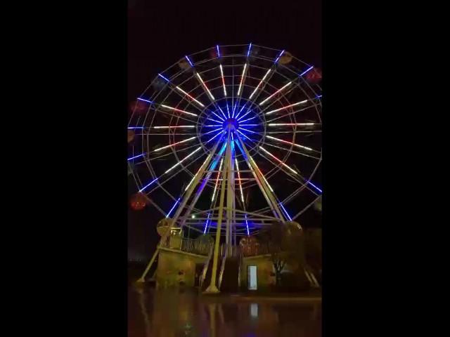 ferris wheel led light for sale thumbnail image