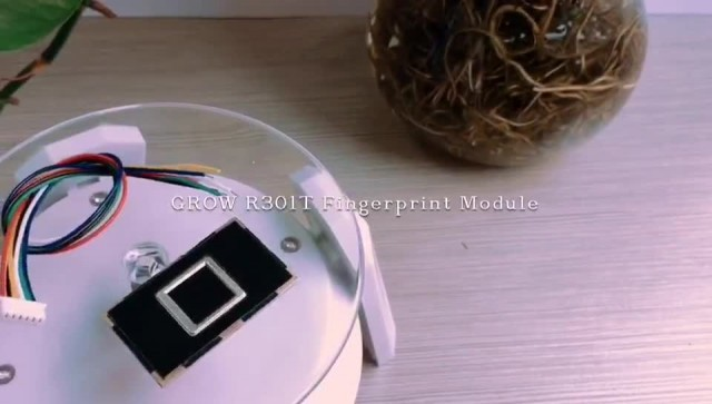 GROW R301T Capacitive fingerprint sensor module thumbnail image