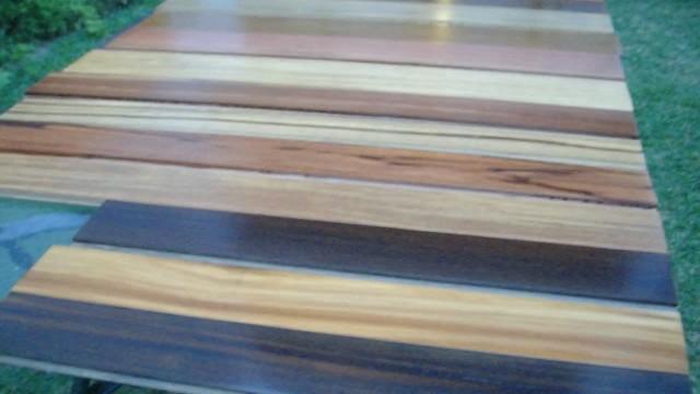 Peruvian hardwoods