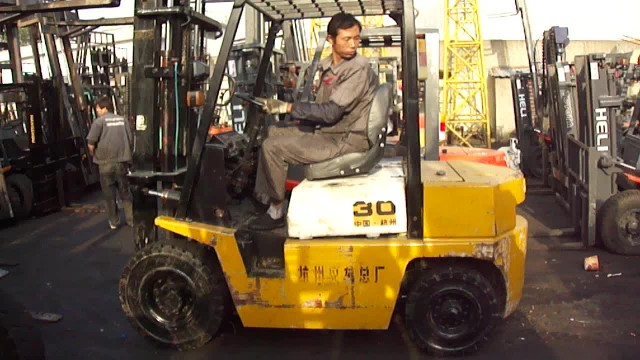 forklift   video