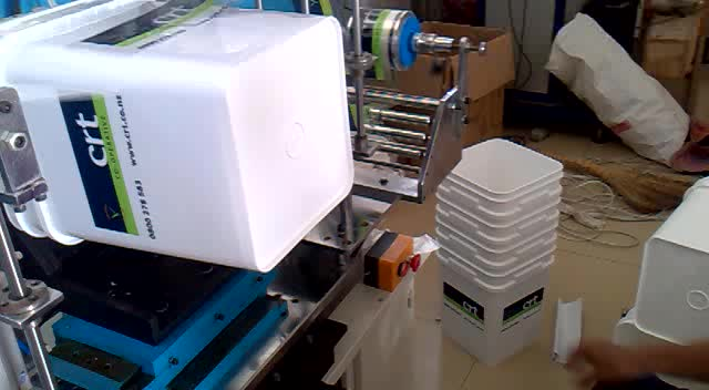 TJ-80 multicolor heat transfer printing machine  thumbnail image