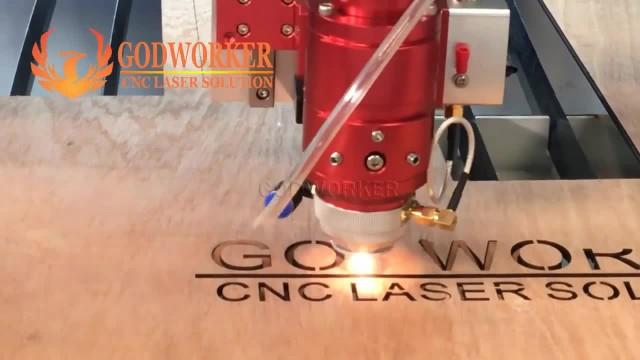 CO2 metal nonmetal laser cutting machine thumbnail image