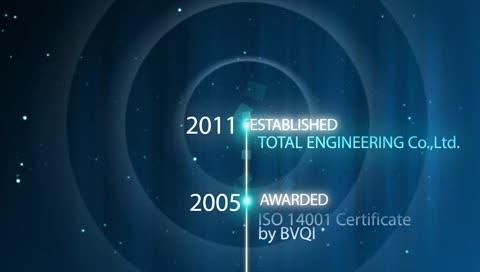 Total Engineering Video English
