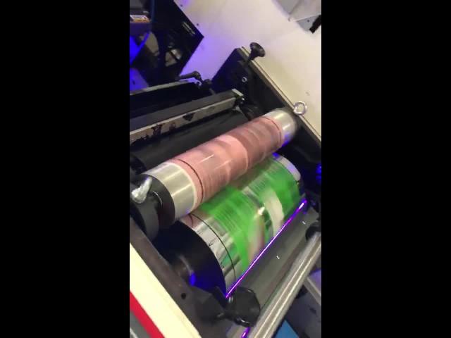 Flexo Film Printing Machine thumbnail image